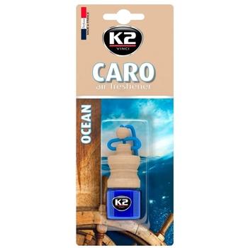 K2 ODORIZANT AUTO CARO 4ML - купить, цены на Метро - фото 5