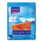 Форель Norven холодного копчения нарезанная 120г