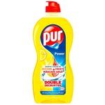 Detergent de vase Pur Lemon 450ml