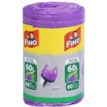 Мешки для мусора с ручкой Fino 60X60л