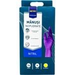 Mânuși Nitril Unică Folosință METRO Professional mărimea M 10buc