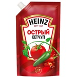 Кетчуп Heinz Острый 350г