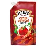 Кетчуп Heinz cупер острый 350г