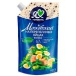 Maioneză Moscovskii cu ouă de prepeliță 600ml
