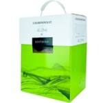 Вино Bostavan Chardonnay белое сухое bag in box 3л