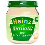 Пюре Heinz Хек с картошечкой 120г