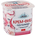Sos Cremfish de calmar/crevete 150g
