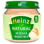 Пюре Heinz индейка 80г