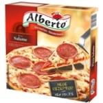 Pizza Alberto Salami congelată 320g