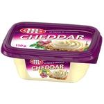 Brânză topită Mlekovita Cheddar 150g