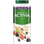 Iaurt de baut Activia fructe de padure 320g