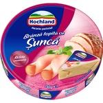 Сыр плавленый Hochland с ветчиной 140г