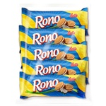 Печенье Nefis Rono с кокосовым кремом 45г