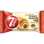 Croissant 7Days max cu nuci si biscuiti 80g