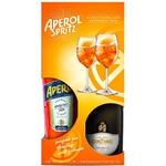 Set Aperol Spritz + Cinzano