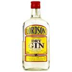 Gin Lord Lordson 37,5% 0,7l