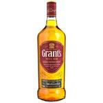 Виски Grants 1л