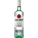 Ром Bacardi White Carte 1л