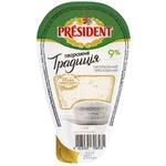 Творог President Traditie 9% 250г