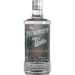 Водка Nemiroff Original 0,5л
