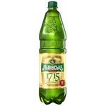 Пиво светлое Львівське ПЭТ 1,2л
