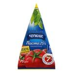 Pasta de tomate Chumak 25% 70g