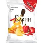 Чипсы Барин со вкусом паприки 140г