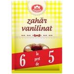Zahar vanilat Cosmin 5+1 8g