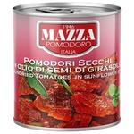 Rosii uscate Mazza in ulei 850g