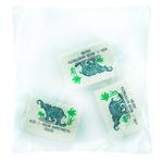Radieră Centropen Elefant 3buc