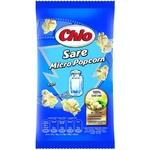 Попкорн для микроволновой печи Chio соль 80г