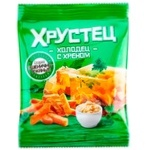 Сухарики Хрустец со вкусом холодца/хрена 80г