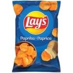 Chips Lay's cu gust de paprica 140g
