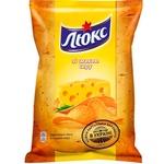 Chips Lux cu gust de cascaval 133g