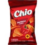 Chips Chio cu gust de paprica 140g