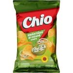 Чипсы Chio со вкусом сметаны и лука 140г