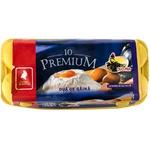 Яйцо куриное Premium 10шт