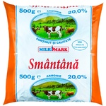 Smantana Milk-Mark 20% 500g