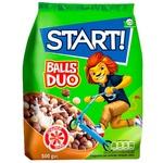 Cухой завтрак Duo Start злаки 500г