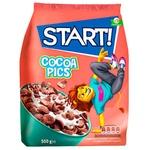 Mic dejun uscat Start Cocoa Pics 500g