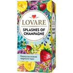 Чай Lovare Splashes of champagne 24пак