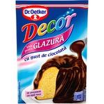 Глазурь Dr. Oetker шоколад 100г