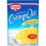 Mix pentru desert  Dr. Oetker Creme Ole vanilie 80g