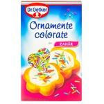 Цветные украшения Dr. Oetker 80г