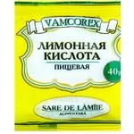Sare de lamaie Vamcorex 40g
