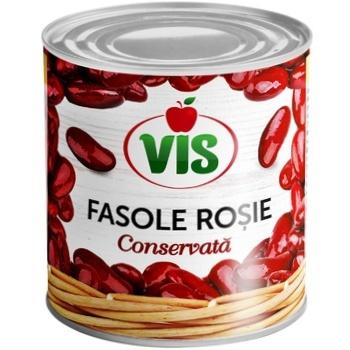 Fasole rosie Vis 410g - cumpărați, prețuri pentru Metro - foto 1