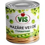 Mazare verde conservata Vis 420g