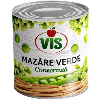 Mazare verde conservata Vis 420g - cumpărați, prețuri pentru Metro - foto 1