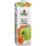 Нектар яблочно-персиковый Vis с мякотью 1л
