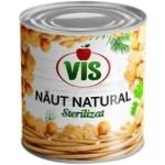 Нут натуральный консервированный Vis 410г